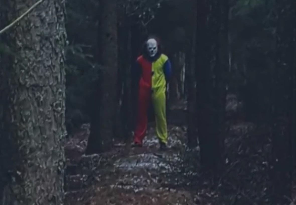 Czy w Koszalinie grasuje klaun-morderca? Tajemnicza postać wciąga internautów w śmiertelną grę na Instagramie