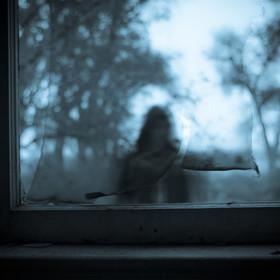 Domowy monitoring uchwycił ducha. Nagranie przeraziło internautów