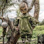 Meksykańska wyspa lalek – miejsce jak z koszmaru
