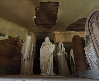 Niesamowity kościół duchów stał się atrakcją turystyczną w Czechach