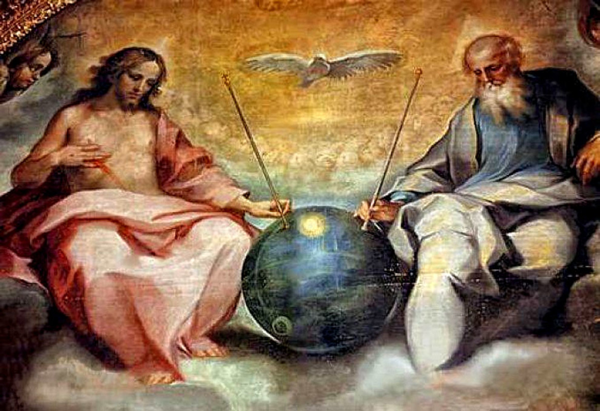 Religia vs kosmici. Czy święte obrazy skrywają prawdę o UFO?