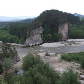 Jaskinia Obłazowa w Karpatach