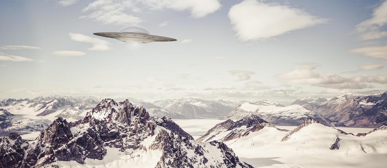 UFO i podziemne bazy obcych w Himalajach. Prawda czy legenda?