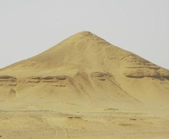 Zaginione piramidy w Egipcie