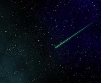 Zielony meteoryt spadł do Atlantyku. Czy NASA ukrywa prawdę?