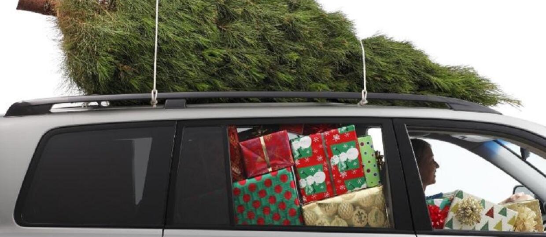 10 świątecznych piosenek do jazdy autem