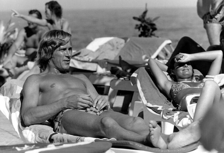 James Hunt wakacje