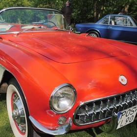 Chevrolet Corvette C1 na aukcji w Rozalinie