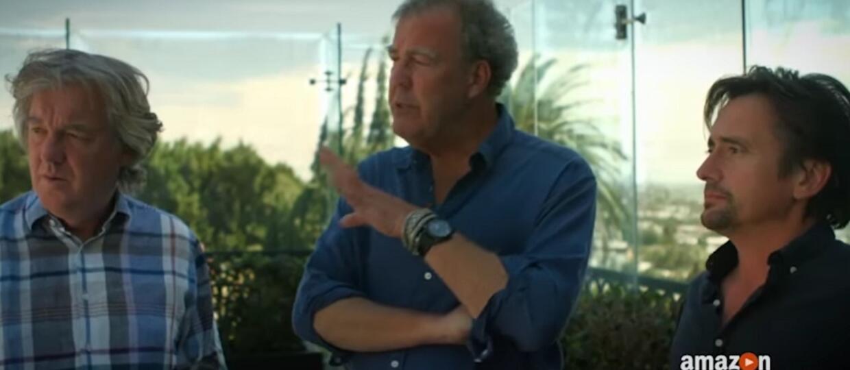 Clarkson, Hammond i May wyjaśnili, jaki będzie Grand Tour