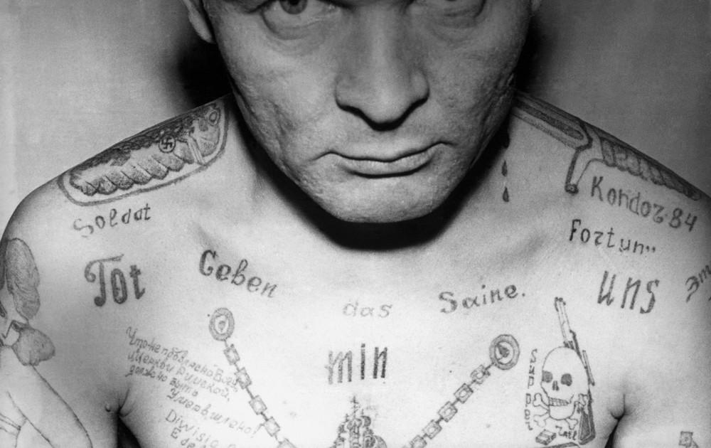 Co Oznaczają Więzienne Tatuaże Antyradiopl