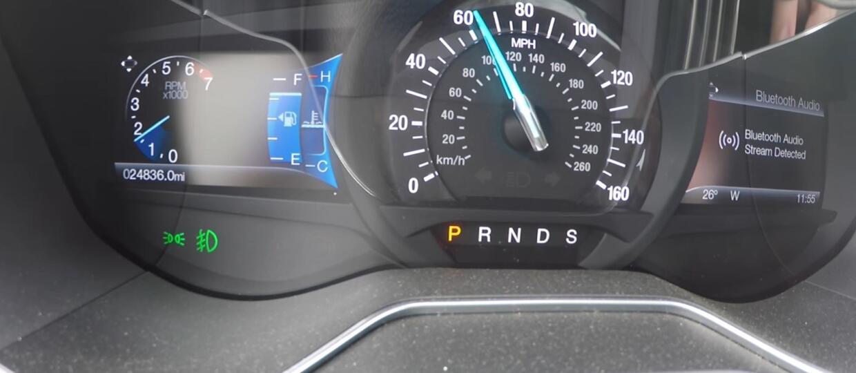 Co się stanie gdy jadąc ustawisz pozycję P w automacie?