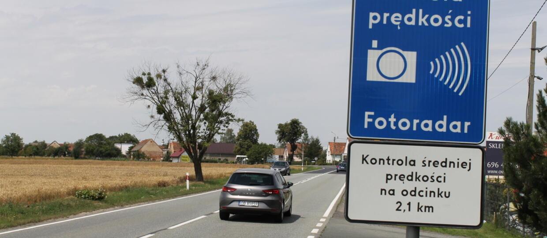 Czy odcinkowe pomiary prędkości są niezgodne z prawem?