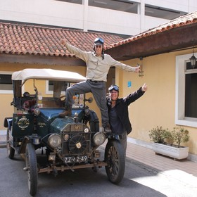 Dookoła świata w 100-letnim Fordzie T
