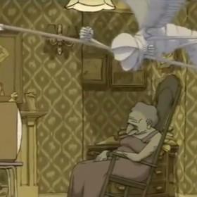 Śmierć vs. babcia - animacja