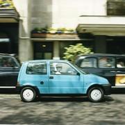 Fiat Cinquecento ma 25 lat
