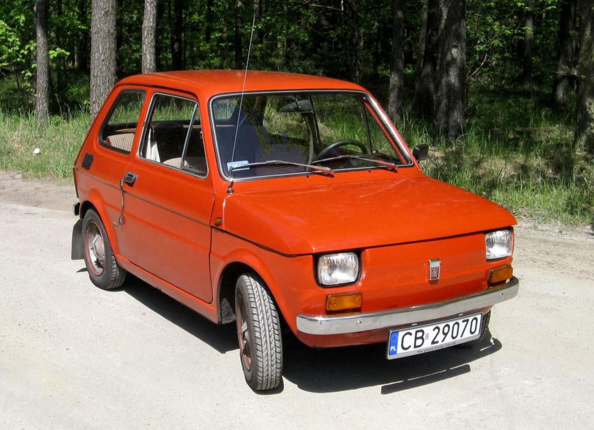 Ile dziś kosztują Fiaty 126p?