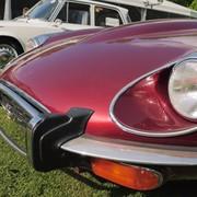 Jaguar E-Type na aukcji w Rozalinie