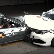 Jak Toyota Corolla wypada w testach zderzeniowych?