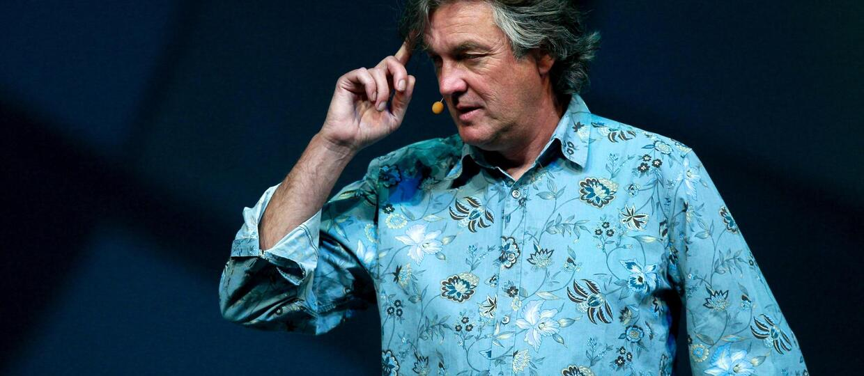 James May: Clarkson jest debilem, a Hammond ciotą