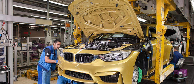 Milionowa strata BMW. Winni pijani i naćpani Polacy pracujący w fabryce