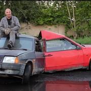 Motoryzacyjny fidget spinner z Rosji