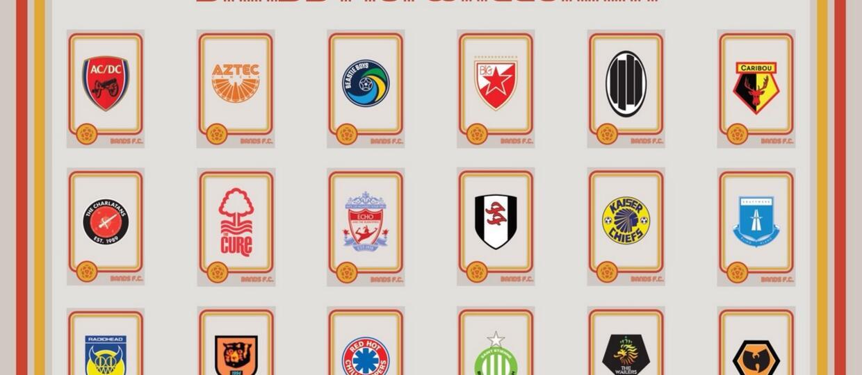 Jak wyglądają logotypy zespołów połączone z herbami drużyn piłkarskich?