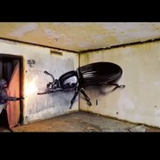 Murale w 3D