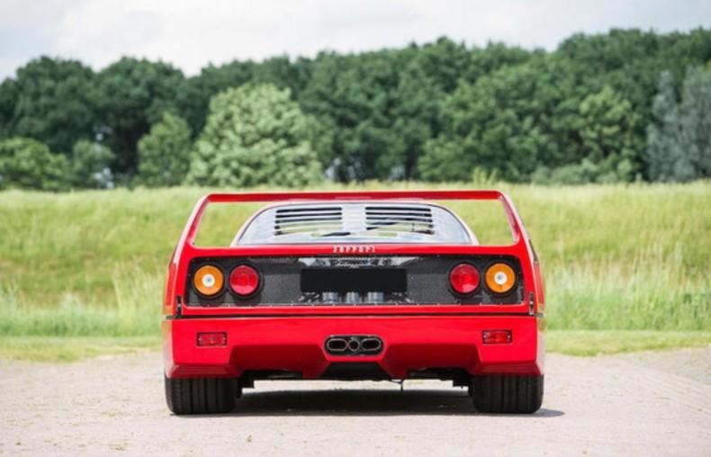 Ferrari f40 4