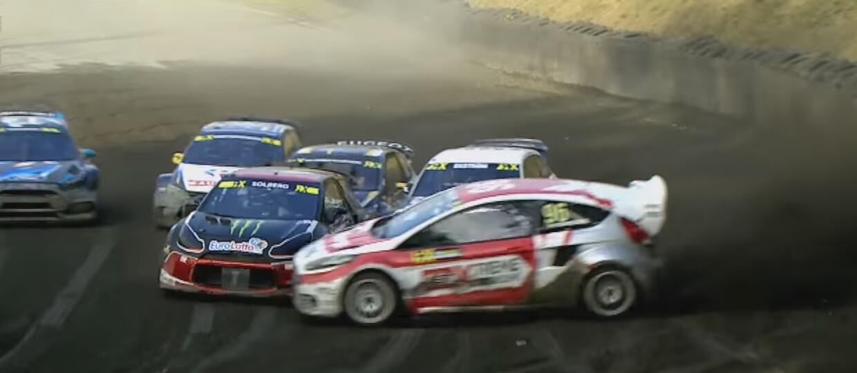 Najlepsze wyprzedzanie w historii rallycrossu?