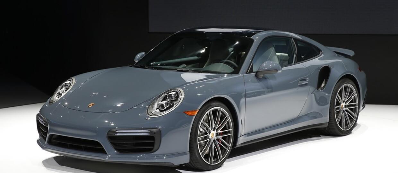 Porsche 911 w służbie austriackiej Policji