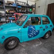 Premiera Fiata 126p dla Toma Hanksa już w niedzielę