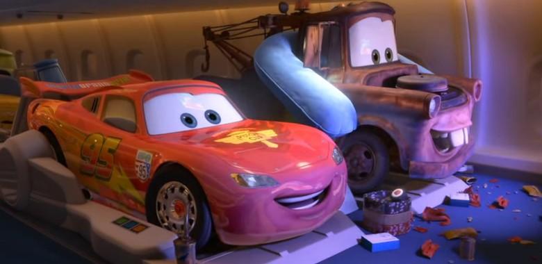 Quiz: Czy rozpoznasz pojazdy ze znanych bajek?
