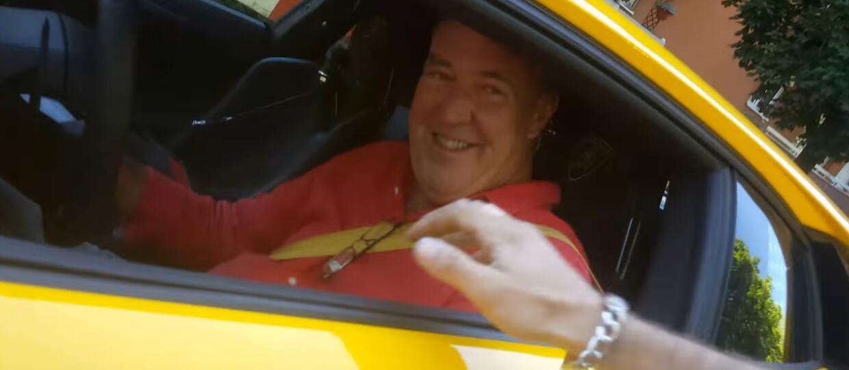Reakcja fana po przypadkowym spotkaniu Jeremiego Clarksona
