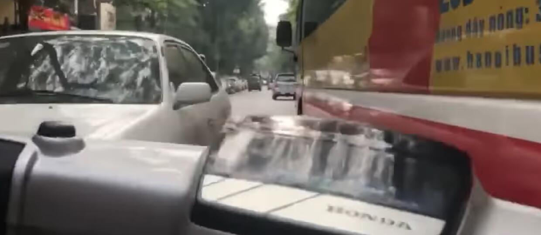 Szybki i wściekły na skuterze…