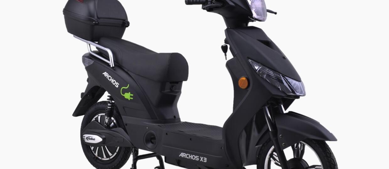 W Polsce zadebiutował skuter elektryczny Archos X3