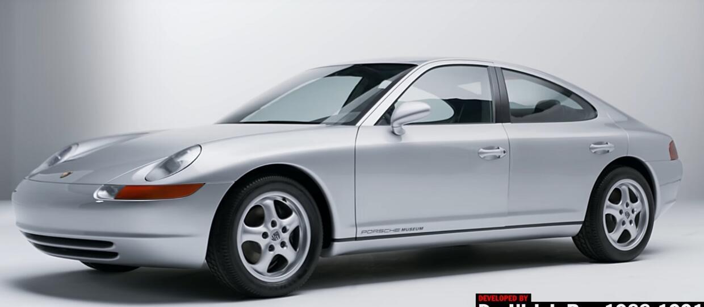 5 najlepszych konceptów Porsche