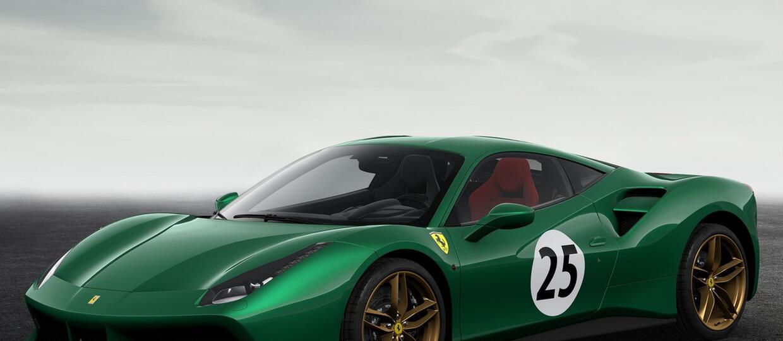 70 barw na 70-lecie Ferrari