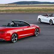 Audi A5 w kabriolecie