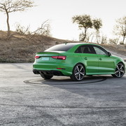 Audi RS3 w pełnej krasie. Ma 400 KM