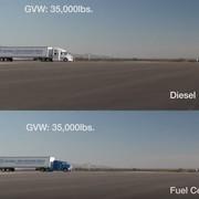 Ciężarówka napędzana na wodór? Zobacz film od Toyoty