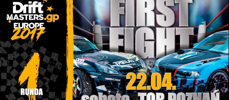 Drift Masters zaczyna sezon od rundy w Poznaniu