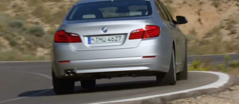 F10 najlepszym BMW serii 5 w historii