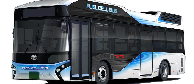 FC Bus – wodorowy autobus Toyoty