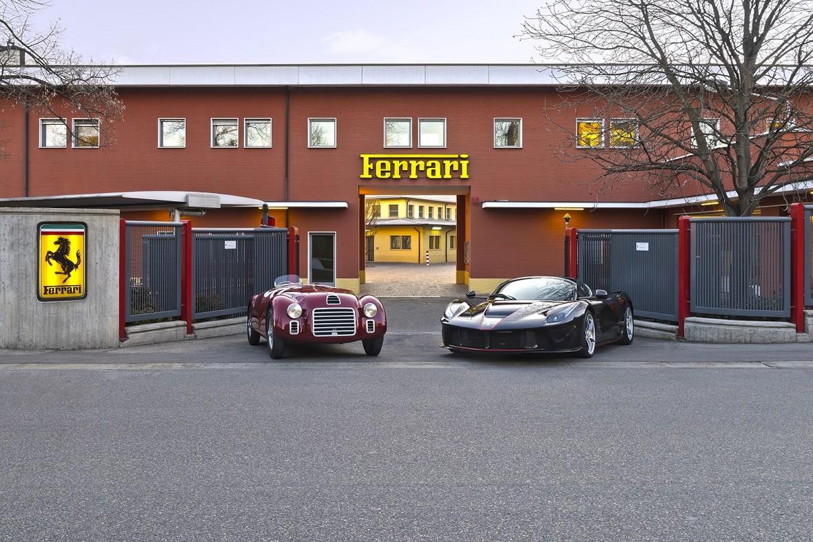 Ferrari świętuje 70 lat od powstania pierwszego modelu
