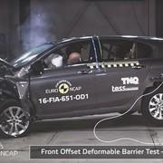 Fiat Tipo w testach EuroNCAP