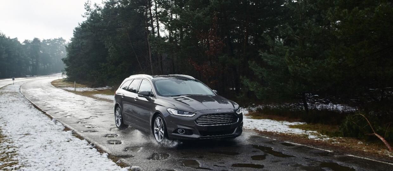 Ford opracowuje system ostrzegania przed dziurami