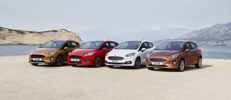 Ford zaprezentował zupełnie nową Fiestę