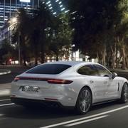 Hybrydowa Porsche Panamera Turbo S – najmocniejsza w historii