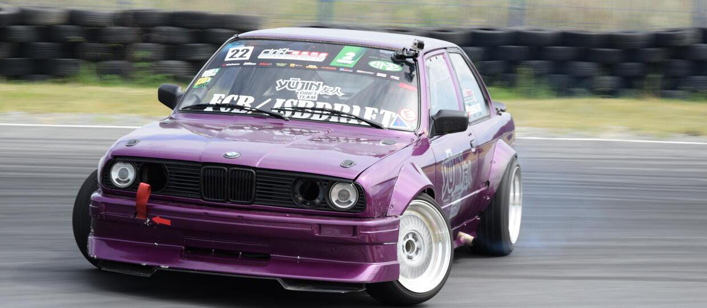 II runda AMZ Drift Open na Autodromie Pomorze