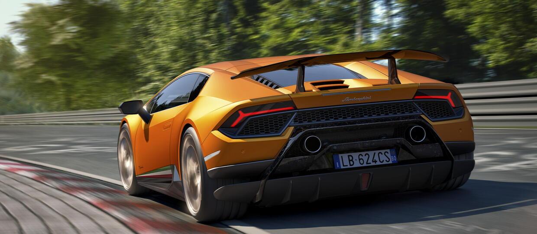 Lamborghini udowodniło autentyczność przejazdu Nordschleife w 6:52 minuty
